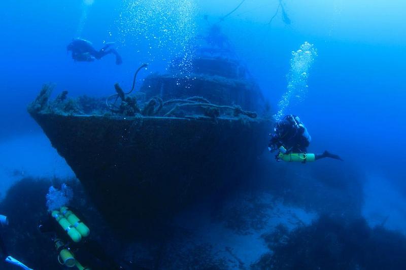 Exciting European Dives: Maltese Archipelago