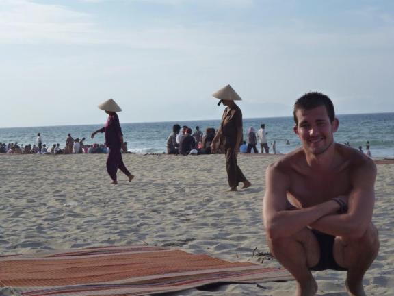 Hoi An, beach holiday