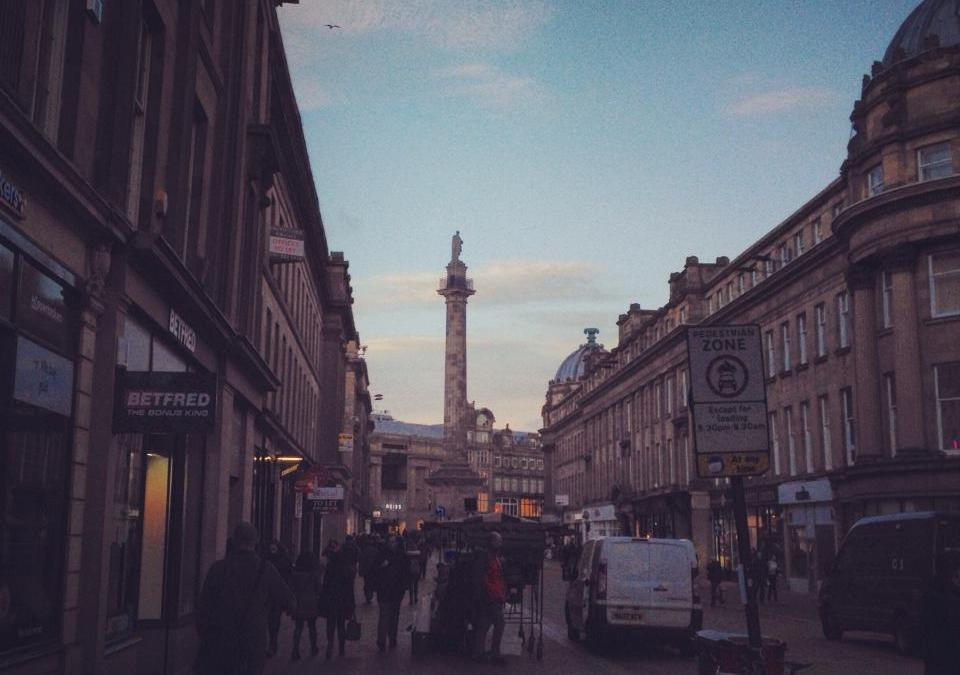 Funky Friday Photo: Grey's Monument