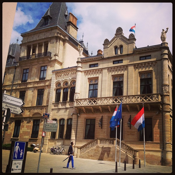 Low Countries, Luxembourg City