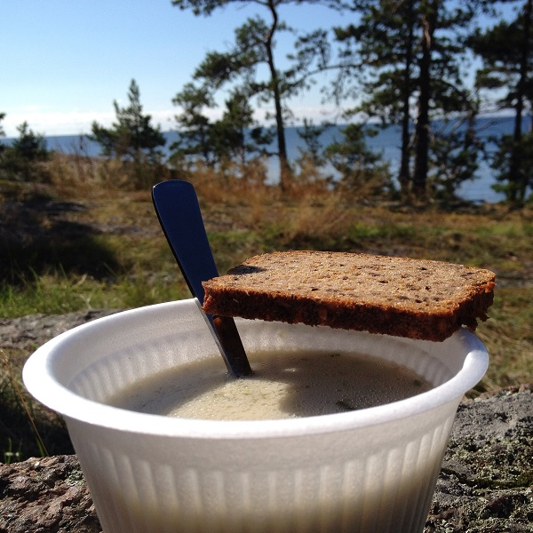 38. Porvoo has the best fish soup in the world. You got to try it to believe it!