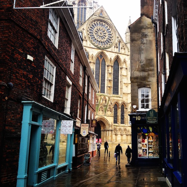 York, British Weekend Break, 2014
