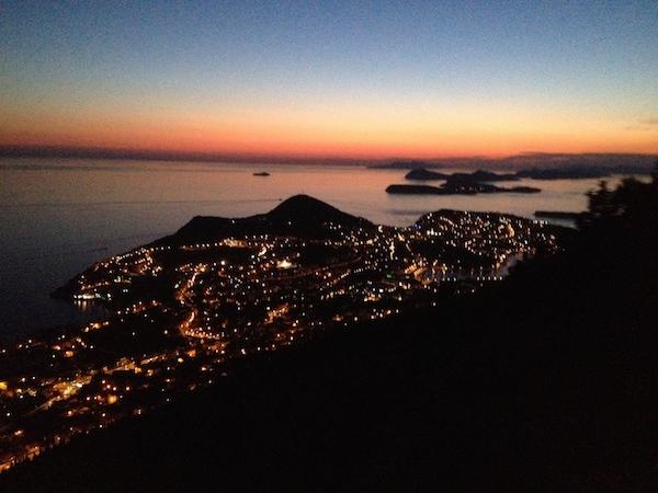 Dubrovnik, Mount Srd