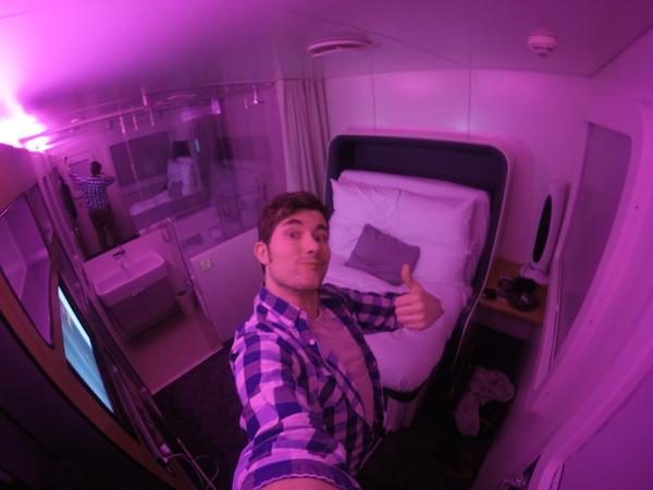 Review: Yotel Gatwick Airport Premium Cabin