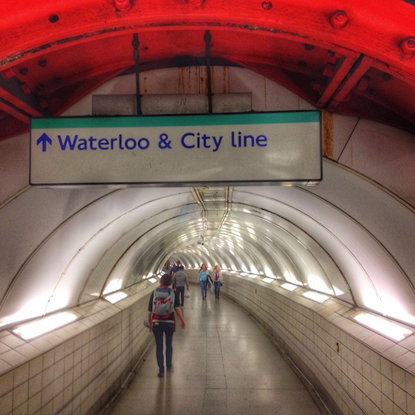 Waterloo & City Line: London's Dark Open Secret