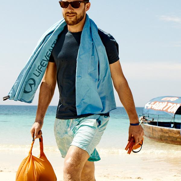 Soft Fibre Travel Towel