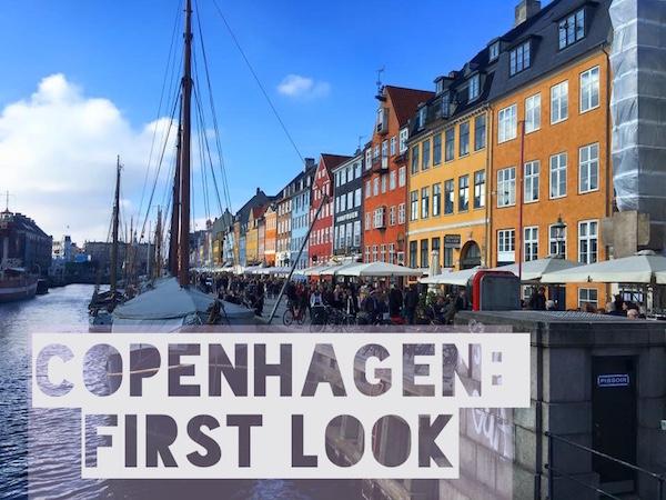 Copenhagen: A First Look