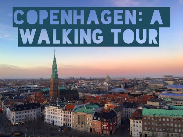 Copenhagen: A Free Walking Tour