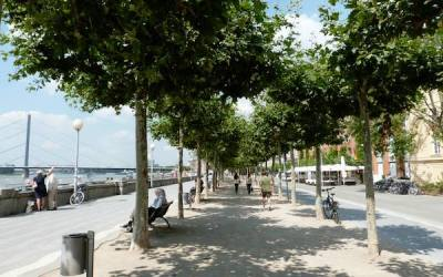 Is Dusseldorf Barrier Free for people with deafness and hearing loss?