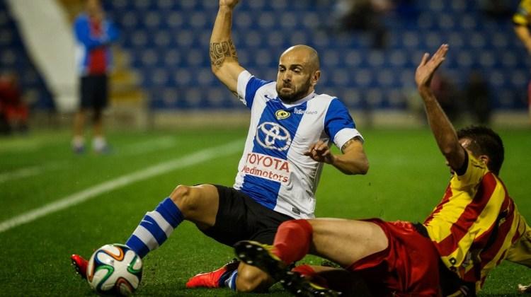 Hércules – Nastic Tarragona | Futbol España – Segunda B3 | 8-2-2015