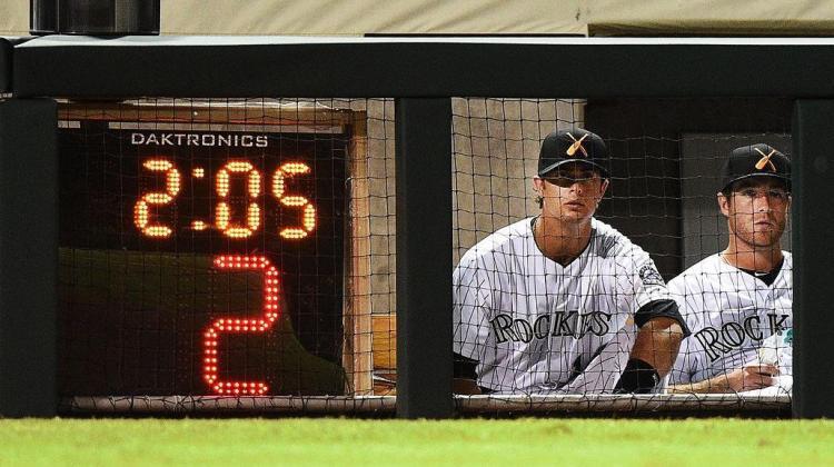 Los partidos de MLB serán más rápidos en 2015