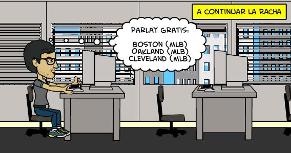 8-4-2015   Parlay gratis miér… coles