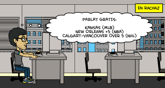 15-4-2015 | En racha2 – Parlay Gratis