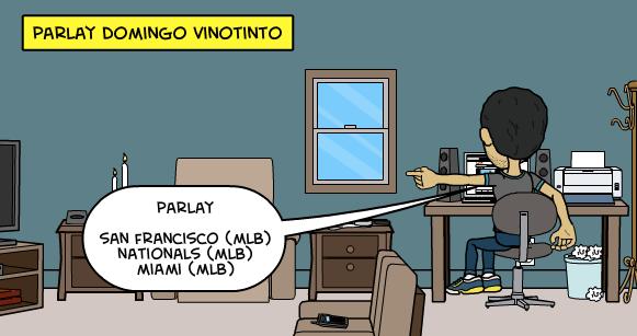 14-6-2015 | Parlay de domingo vinotinto