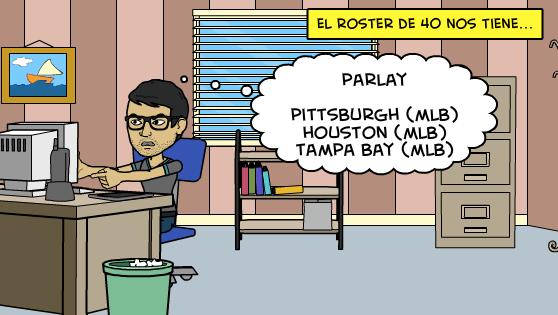 9-9-2015 | Parlay MLB