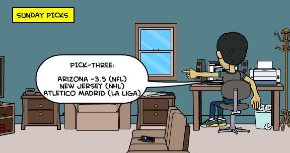 20-12-2015 | Parlay dominguero