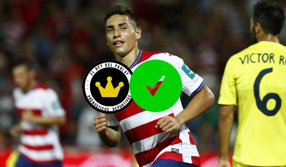 ¡Acertado! Pick de La Liga Santander