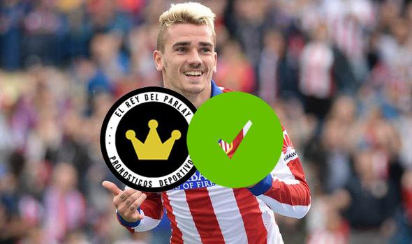Osasuna vs. Atlético de Madrid ¡Acertado!