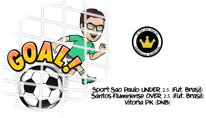 5-10-2016 |Parlay Brasileirao