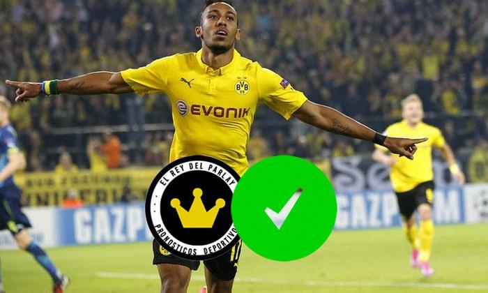 ¡Acertado! Pick de Champions League