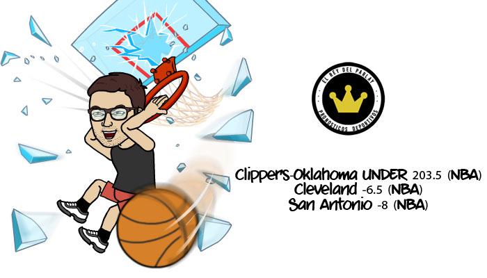 11-11-2016 | Viernes de NBA