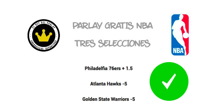 Parlay de NBA ¡Acertado! | El Point Guard