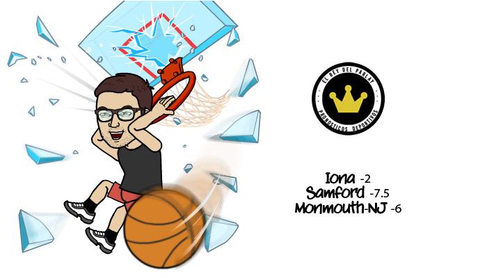 2-1-2017 |Parlay de NCAAB