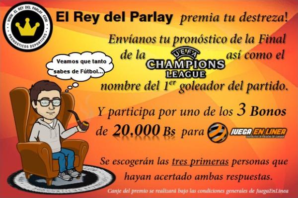 concurso champions league