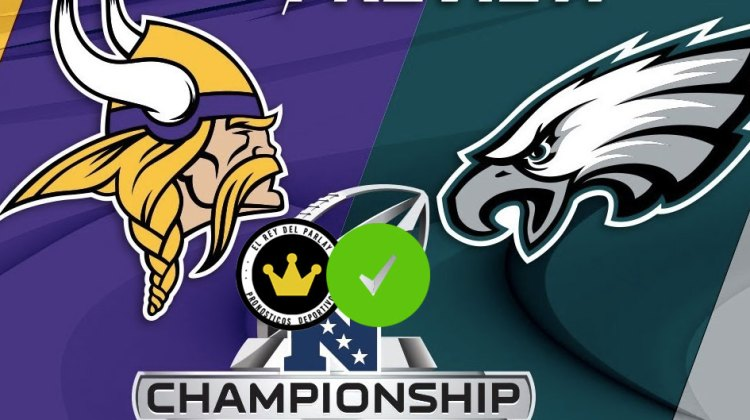 Minnesota Vikings vs. Philadelphia Eagles ¡Acertado!