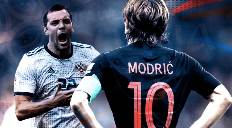 Rusia vs. Croacia | 4tos. de final Mundial Rusia 2018 | 7-7-2018