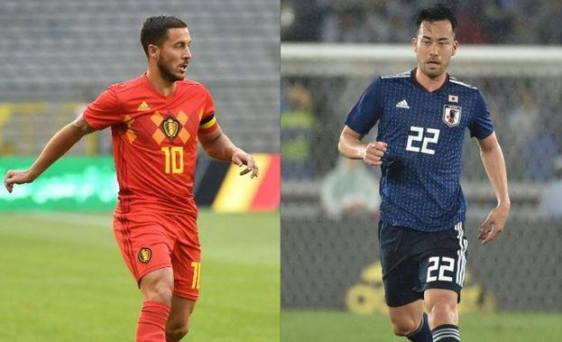 Bélgica vs. Japón   8vos. de final Mundial Rusia 2018   2-7-2018