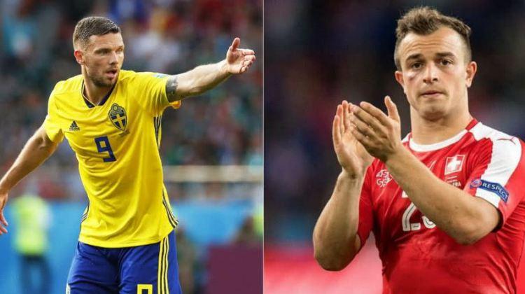 Suecia vs. Suiza | 8vos. de final Mundial Rusia 2018 | 3-7-2018