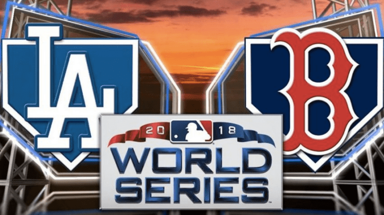MLB | Pronósticos Serie Mundial 2018 – Juego 5 | Boston Red Sox vs. Los Angeles Dodgers