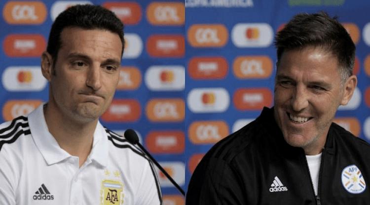Pronósticos Copa America   19-06-2019   Argentina vs. Paraguay