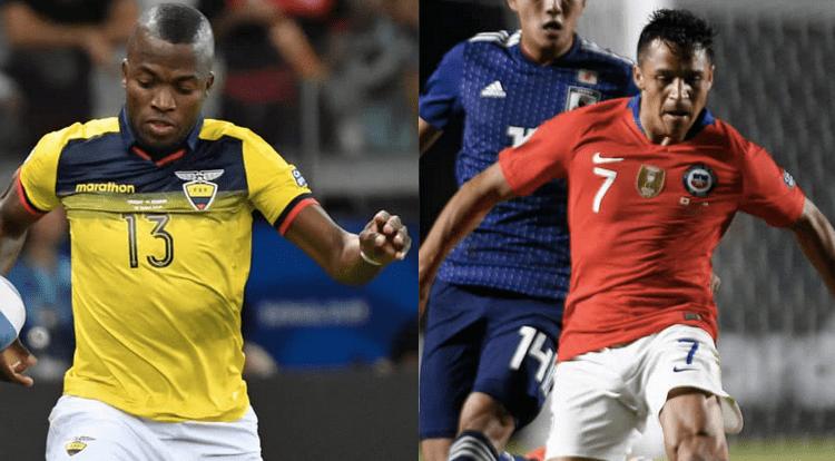 Pronósticos Copa America | 21-06-2019 | Ecuador vs. Chile