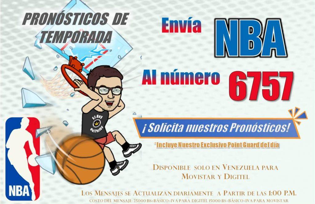 logros nba basket mensajeria venezuela parley