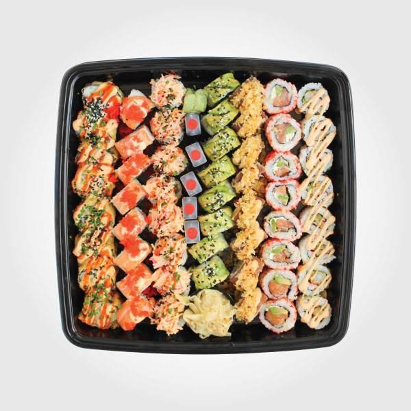 Veislubakkar - Deluxe sushiveisla - Reykjavík Asian