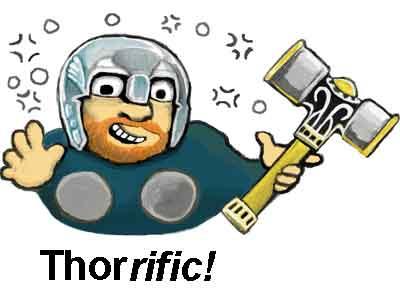 Thorrific