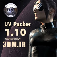 3d Max 2011 Plugin   reyndallinone UV Packer has been released in version 1 10 for Autodesk 3ds Max  UV Packer  automatically redistributes all UV charts in a UV map for optimal fit