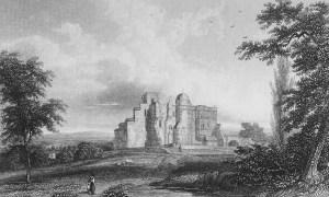Walter Scott, Woodstock (1826) Old Woodstock Manor