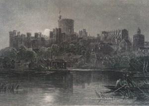 Walter Scott, Woodstock (1826) Windsor Castle