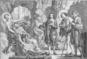 The Death of Alexander Pope