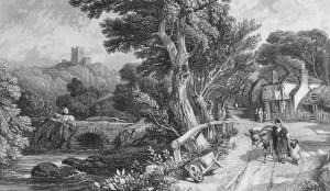 Conisbrough Castle (1871 edition)