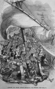 Boarding the Galleon