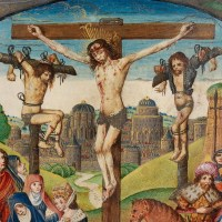 Dimas and Gestas: Bandits Crucified with Christ