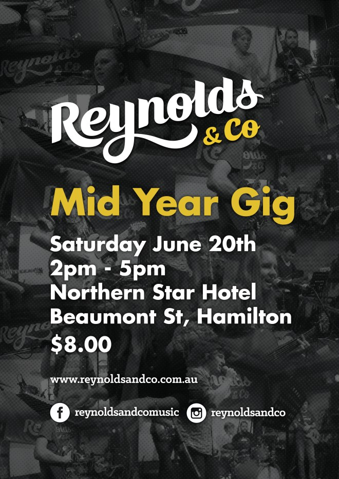 Reynolds and Co Gig