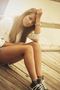 sad teen girl wanting plastic surgery las vegas