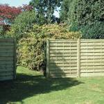 Garden Fencing in Ellesmere Port