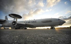 US Air Force AWACS