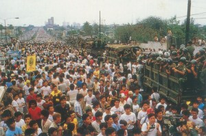 !986 EDSA People Power Revolution